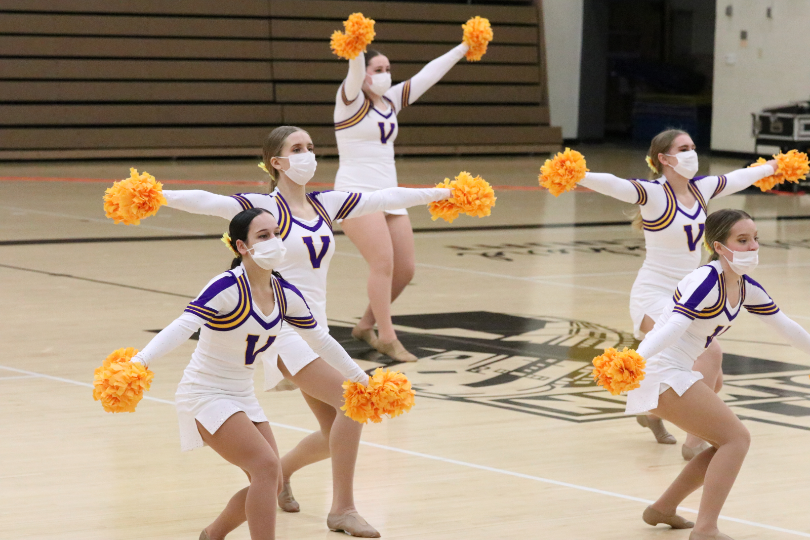 Dance Team Competes at Innovatice Classic