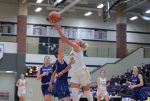 Girls Varsity Basketball falls to Andover Central 62 – 37