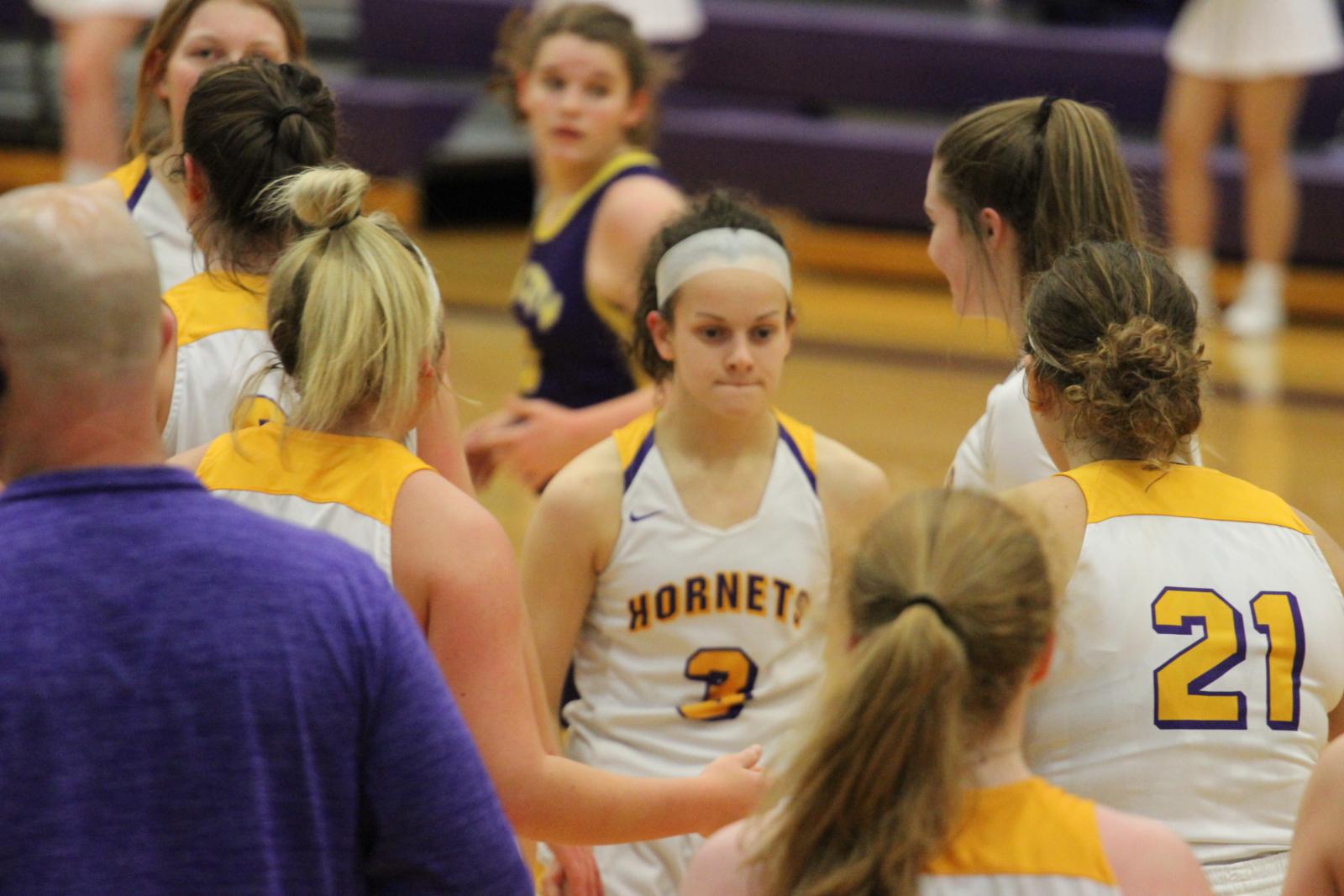 Girls Basketball vs. Ark City – February 9th