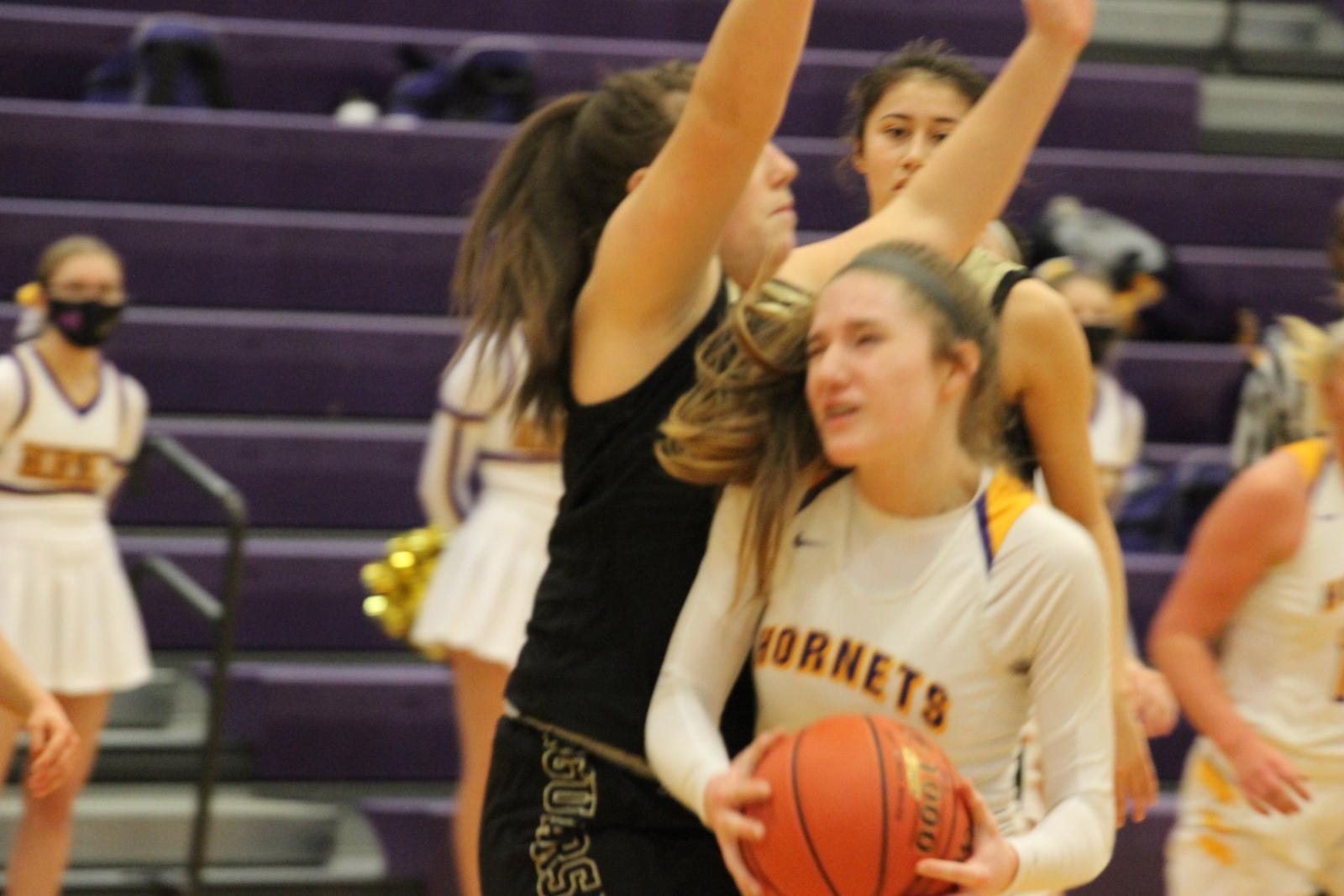 Girls Basketball vs. Andover Central – February 23