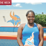 West Orange Observer names Daija Kiser Athlete of the Week