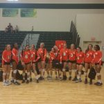 Warrior Girl's Volleyball beats Evans