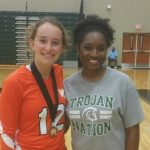 Volleyball: Jordan Kerere Earns Humble Honors