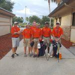 West Orange High School Boys Varsity Golf finishes 1st place