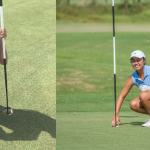 Girls Golf: Congrats to Sonia Mistry and Michelle Bagsic on their hole-in-ones!
