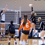 Warrior Volleyball takes down Lake Nona in Reg-Semis