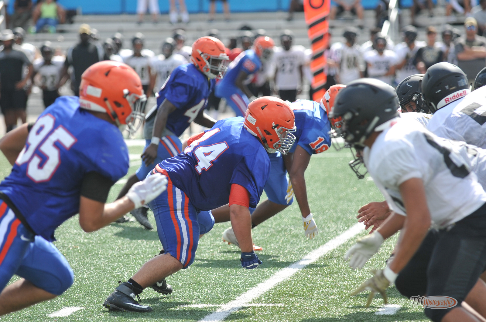 Buy Tickets Now! West Orange Hosts Olympia Game.