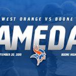 West Orange Varsity Football