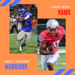 Football Week 3: West Orange @ Lake Mary