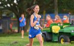 Girls Cross Country Finishes in 8th Place