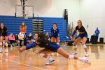 Girls Varsity Volleyball Lose A Nailbiter Against Olympia