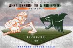 Football Week 4: Windermere vs West Orange