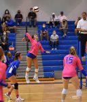 Girls Varsity Volleyball Defeats Wekiva