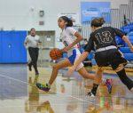 Girls Varsity Basketball Mangle the Knights