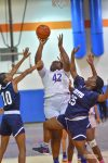 Girls Varsity Basketball Axe Eustis