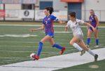 Girls Varsity Soccer Blank the Cougars