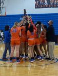 Girls Basketball Are District Champions