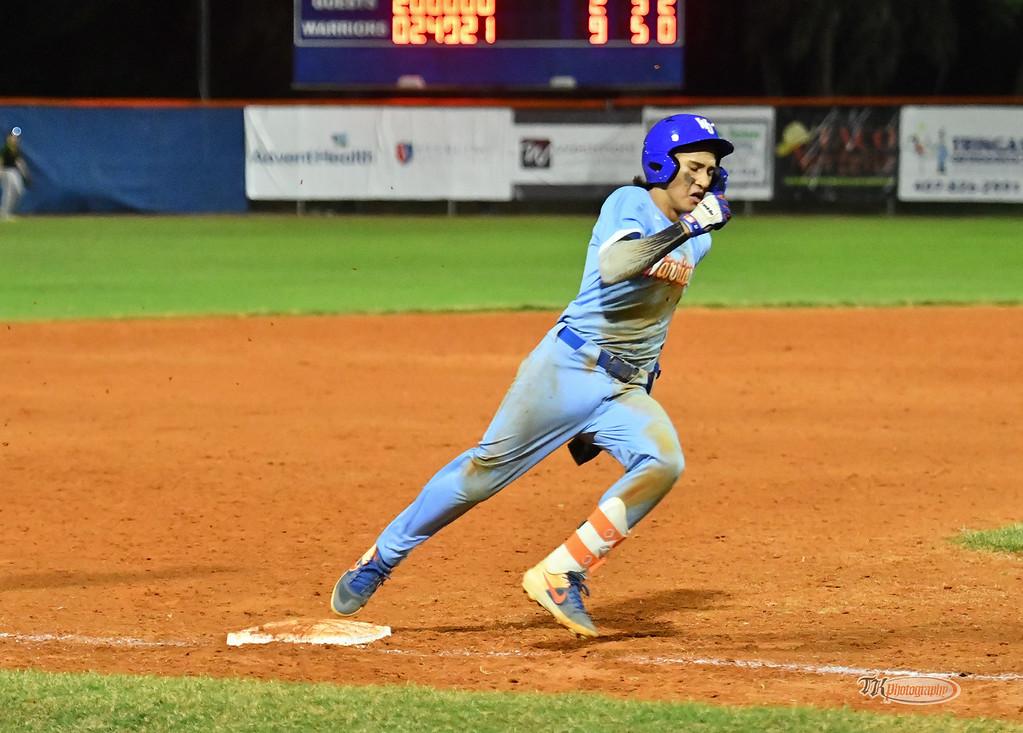 Baseball Falls to Montverde Academy