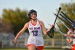 Girls Varsity Lacrosse Fall to Trinity Prep