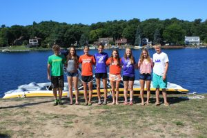 Cross Country Camp – Pentwater, MI 2014