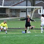 Thornapple-Kellogg High School Girls Varsity Soccer beat Wyoming High School 8-0