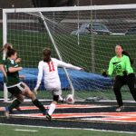 Thornapple-Kellogg High School Girls Varsity Soccer beat Wayland High School 3-1