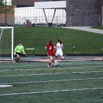 Thornapple-Kellogg High School Girls Varsity Soccer beat Vicksburg High School 5-0