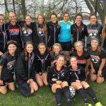 Thornapple-Kellogg High School Girls Varsity Soccer beat East Grand Rapids High School 2-0