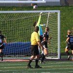 Thornapple-Kellogg High School Girls Varsity Soccer beat Grand Rapids Christian High School 2-0