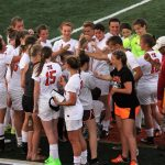 Thornapple-Kellogg High School Girls Varsity Soccer beat Hamilton High School 2-0