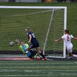 Thornapple-Kellogg High School Girls Varsity Soccer ties South Christian High School 1-1