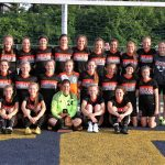 Thornapple-Kellogg High School Girls Varsity Soccer falls to Marshall 2-1