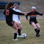 Girls Varsity Soccer beats Hastings 7 – 1