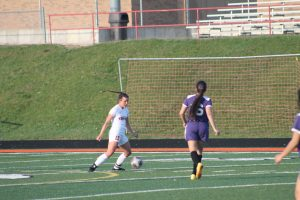 Thornapple Kellogg High School Varsity Ladies Beat Wyoming High School 8-0
