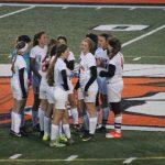 Girls Varsity Soccer beats Hamilton 2 – 1