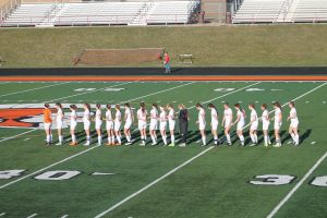 Thornapple Kellogg High School Varsity Ladies Beat East Grand Rapids High School 6-0