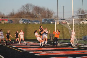 Thornapple Kellogg High School Varsity Ladies Falls To Forest Hills Eastern High School 2-1
