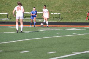 Thornapple Kellogg High School Lady Trojans Beat Northpointe Christian High School 7-2