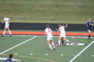 Thornapple Kellogg High School Varsity Ladies Beat Hastings High School 3-2  Game 2 Districts