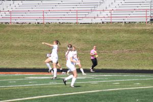 Thornapple Kellogg High School Varsity Ladies Beat Grand Rapids Christian 1-0 District Finals