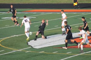 Thornapple Kellogg High School Varsity Boys Beat Zeeland East High School 6-3