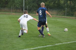 Thornapple Kellogg High School Varsity Boys Falls To South Christian High School 3-0