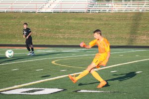Thornapple Kellogg High School Varsity Boys Soccer Fall To Forest Hills Eastern High School 3-5