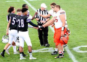 Varsity Football vs. Wyoming 9/21/18