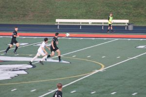 Thornapple Kellogg High School Varsity Boys Soccer Falls To East Grand Rapids 1-5