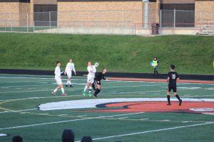 Thornapple Kellogg High School Varsity Boys Soccer Fall To Byron Center High School 0-4