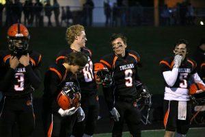 Varsity Football vs Battle Creek Central (Playoff)