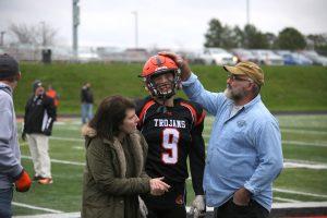 Varsity Football vs Ottawa Hills 10.19.18