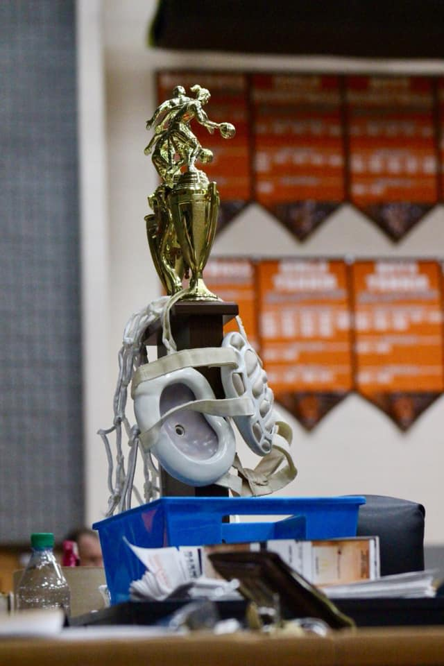 TK Trojans Keep the Battle for Barry County Trophy for Another Year