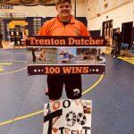 Dutcher Reaches 100th Win!
